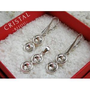 Set DARIA Crystal