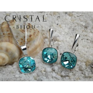 Set SQUARE Turquoise